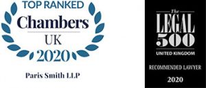 Chambers top and recommended lawyer