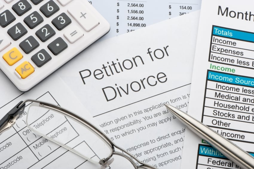 Petition for Divorce forms - Ministry of Justice's Form E