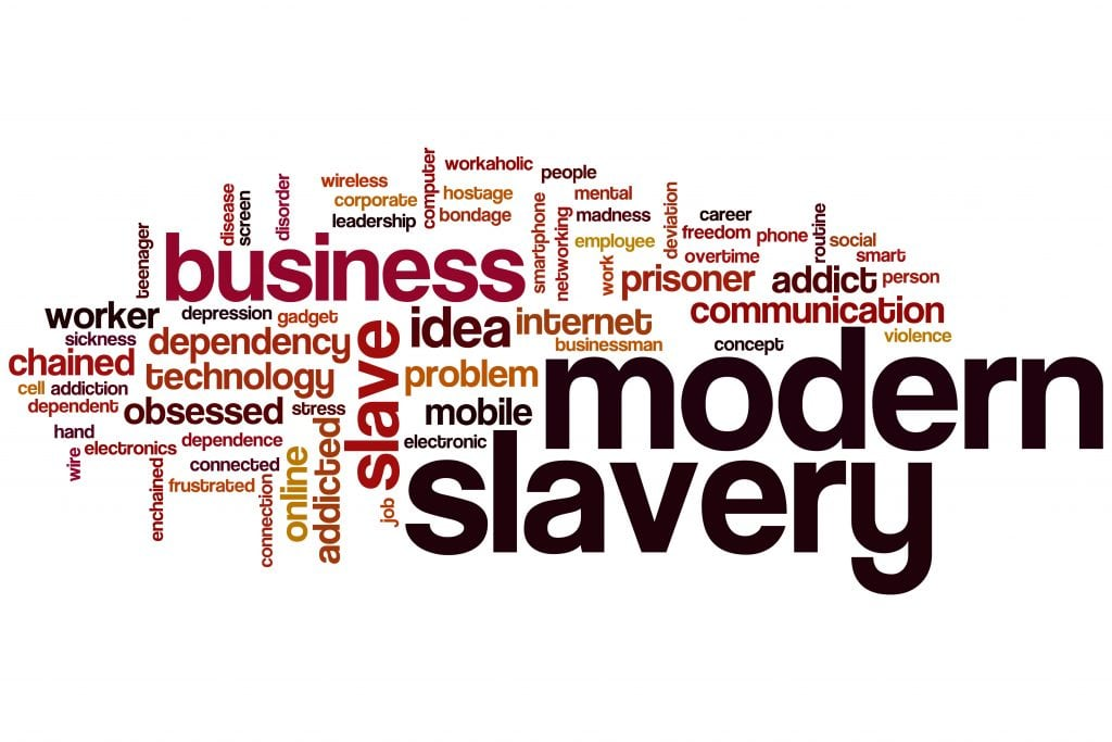 The Modern Slavery Act 2015 Impact On Suppliers