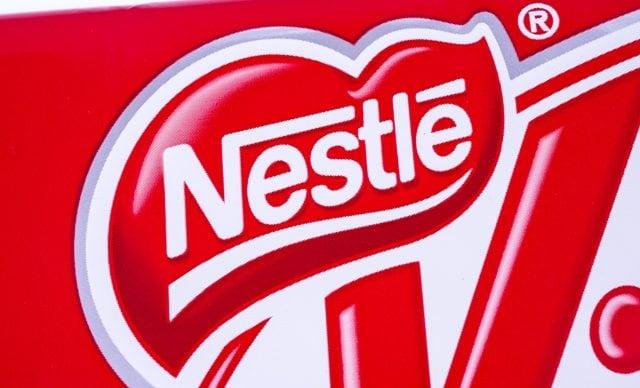 Nestle KitKat logo