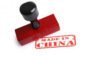 Restoring of the trade mark balance in China
