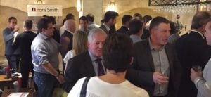 Paris Smith Sponsor Southampton Property Association Monthly Networking Drinks