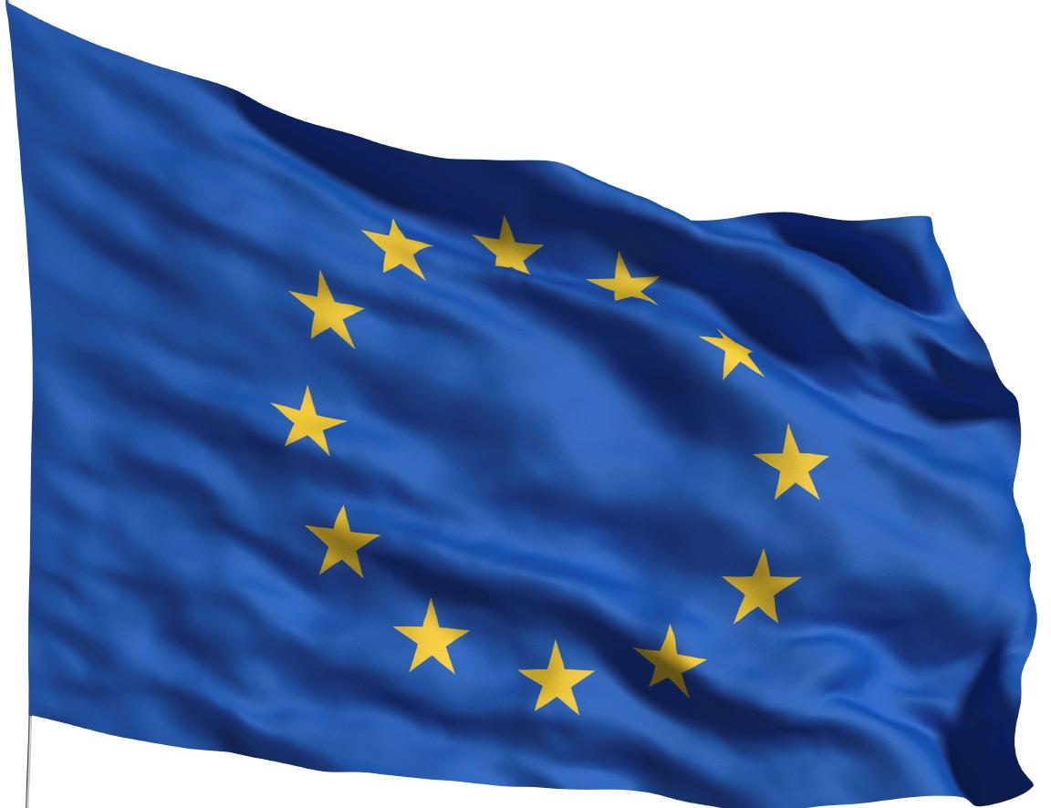 EU flag image