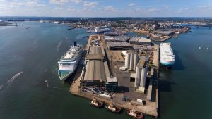 Paris Smith committed to vibrant future for port and city of Southampton