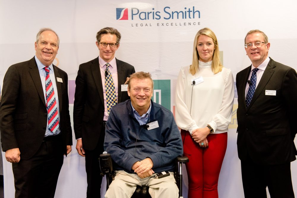 Paris Smith LLP brings region's charities together to connect at annual conference