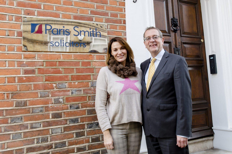 Paris Smith's charity partner reaches £2 million target
