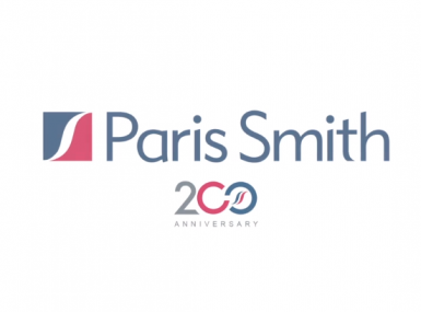 Paris Smith 200 year logo