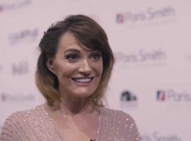 Sarah Parish Interview