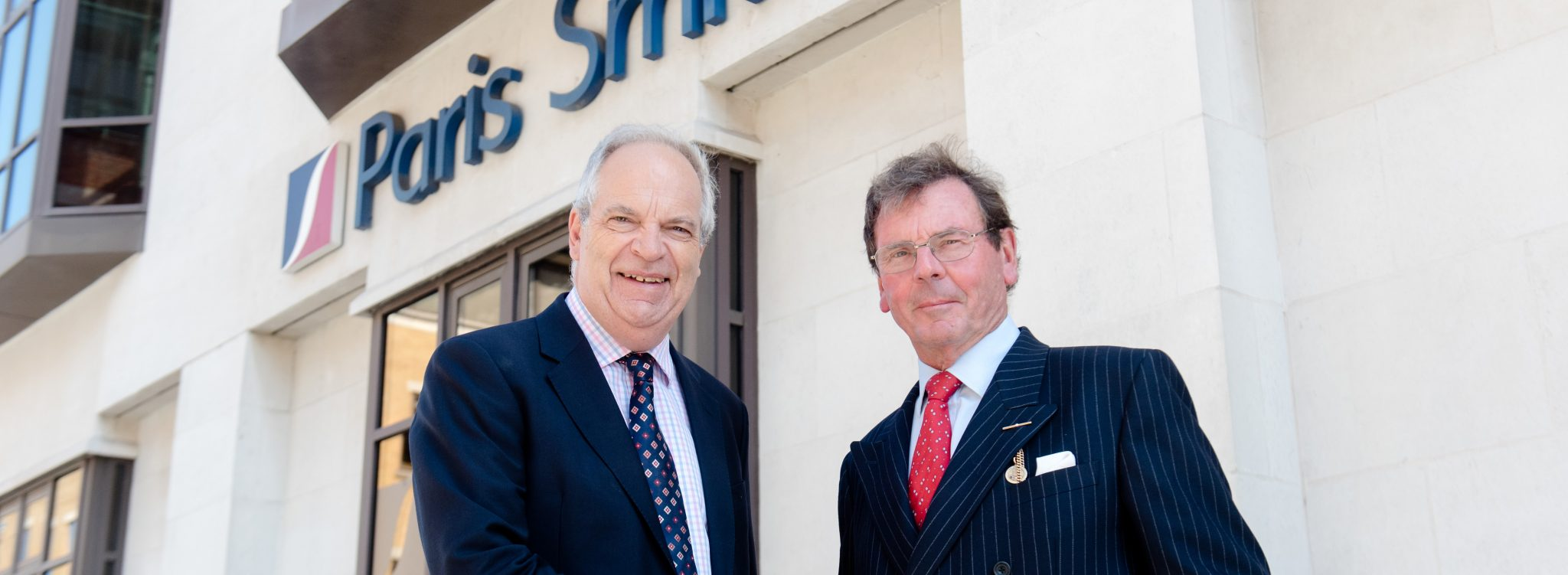 Paris Smith appoints former Judge Peter Ralls QC