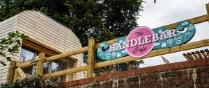 Paris Smith assists with getting Handlebar Cafe off the ground with expert legal advice