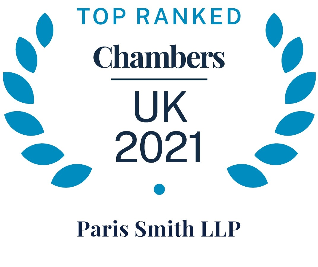 Chambers Top Ranked Firm 2021