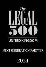 Legal 500 Next Generation Joanne Spittles 2021n Partner