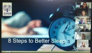 8 steps to better sleep
